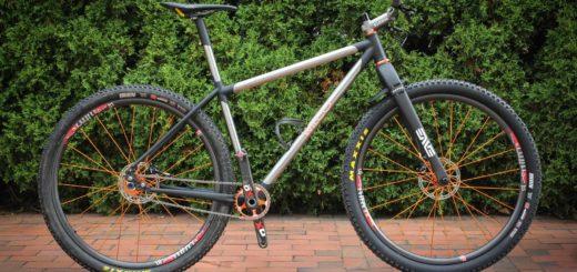 Wilco mountain bike