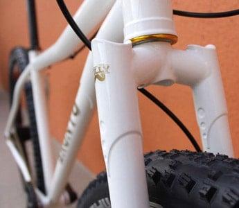 Bronto Bikes UDO mountain bike fork