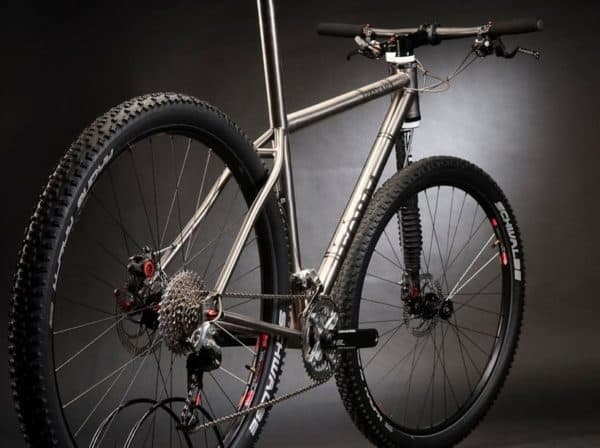 Form Cycles Prevail mountain bike