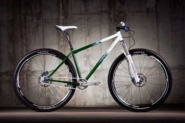 Justice Madison Cycles 29er mountain bike