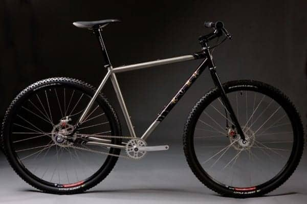 Kish Mountain bike