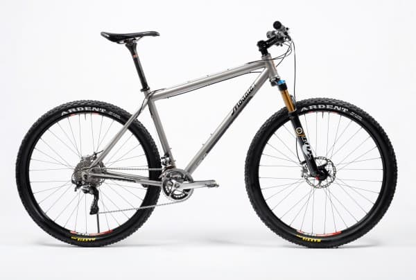 Mosaic Titanium mountain bike