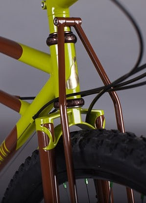 Pereira Cycles custom fork