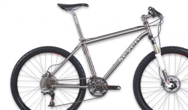 Seven Cycles Sola SLX mountain bike