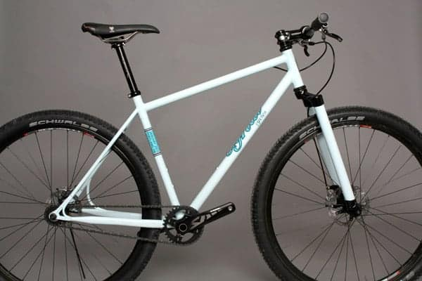 Signal Cycles 29er mountain bike