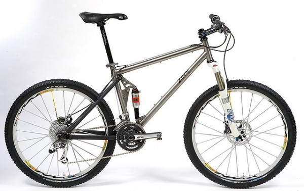 Zinn Tyrant mountain bike