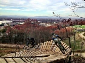 Liberty Mountain Trail System - Lynchburg, Virginia
