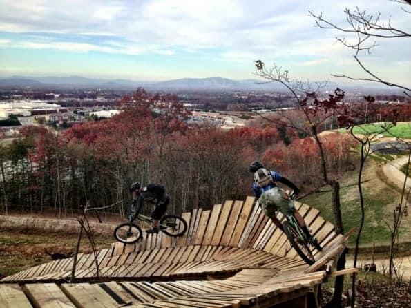 Liberty Mountain Trail System - Lynchburg, Virginia