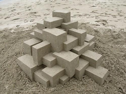 Box Builder Sand Castles