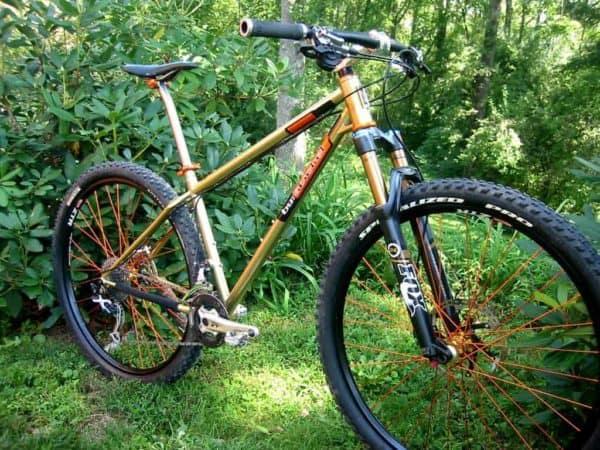 By:Stickel 29er mountain bike