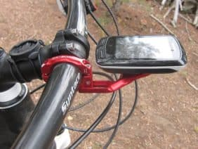 K-Edge Garmin Edge bike computer mount