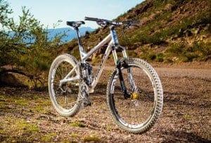 2013 Turner Burner 650B mountain bike