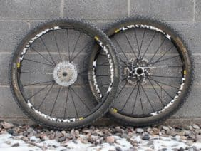 Mavic Crossmax ST Wheelset Review