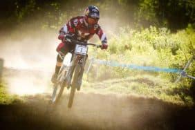 Aaron Gwin racer