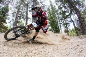 Aaron Gwin Trek USA downhill