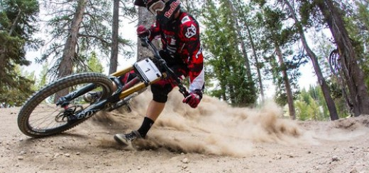 Aaron Gwin Trek USA downhill