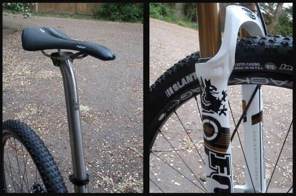 FORM Cycles Prevail Titanium 29er