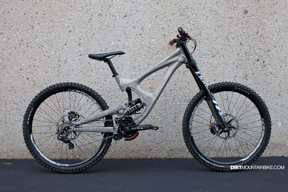 Intense Cycles 27.5 M9 Downhill Bike