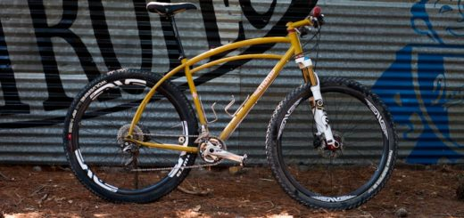 Retrotec Double mountain bike