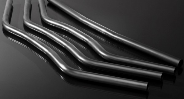 Watson Cycles titanium handlebars