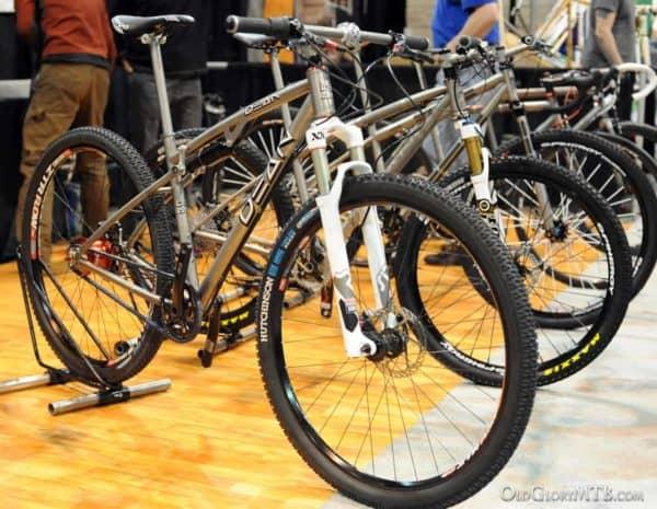 Dean Duke full suspension model