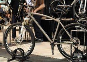 DeSalvo 650B titanium mountain bike