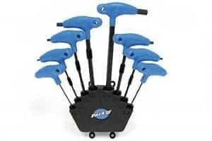 Park Tool PH-1 hex wrenches