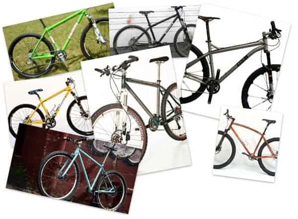 USA Mountain bikes