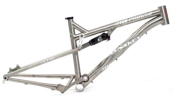 Pro650 FS-140 frame