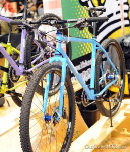 Independent Fabrication Deluxe Redux steel mountain bike