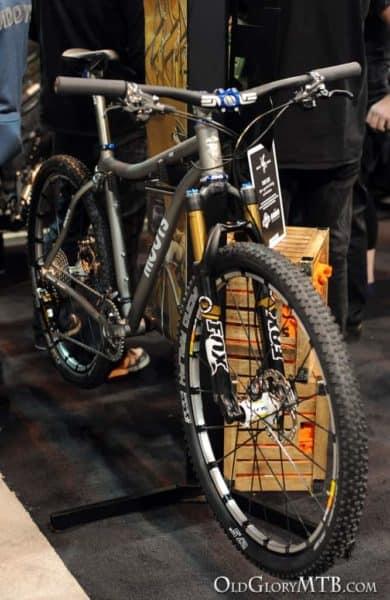 Moots 650B YBB Titanium mountain bike