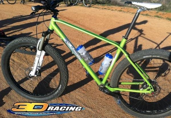 3D Racing 29+ mountain bike