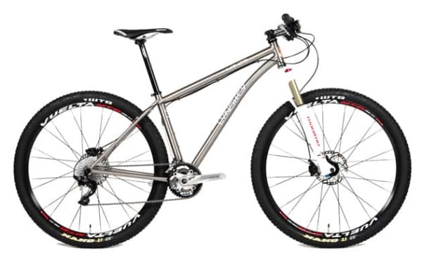 Lynskey Titanium MT29 mountain bike