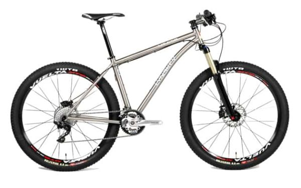 Lynskey Titanium MT650 mountain bike