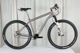 Paragon Machine Works Best Belted Mountain Bike