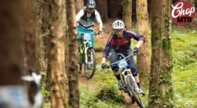 Mountain Bike Enduro Racing