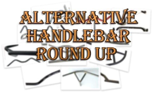 "Alternative or ""Alt"" Mountain Bike Handlebar Round Up"
