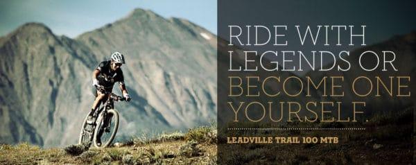 Leadville Trail 100 mountain bike
