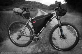 Lynskey M2923 in backpacking mode