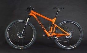 2013 Turner Czar orange carbon