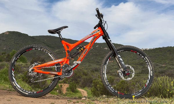 2013 Intense Cycles 951 EVO 27.5 downhill race bike