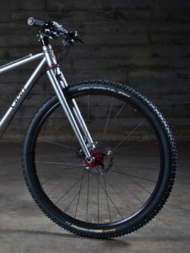 Cielo By Chris King Rigid Steel Mountain Bike Fork