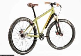 Watson Cycles Runination 27.5 belt drive mountain bike