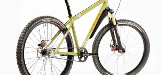 Watson Cycles Runination 27.5 belt drive mountain bike