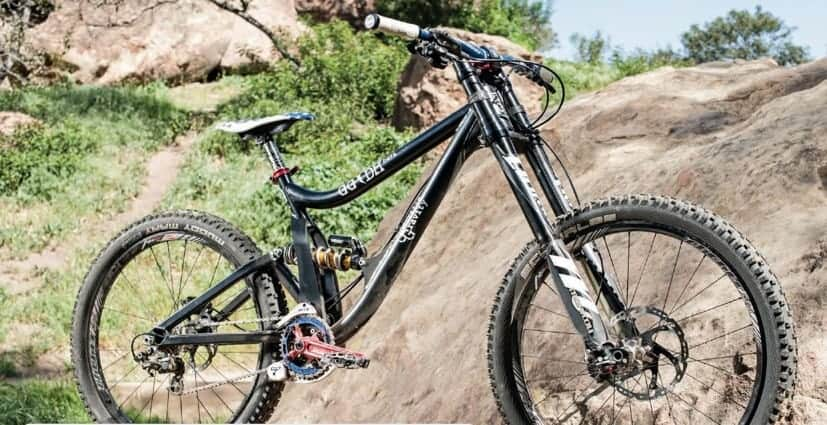 Guerilla Gravity GG/DH downhill mountain bike