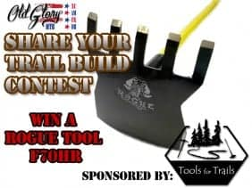 Share Your Trail Build Contest