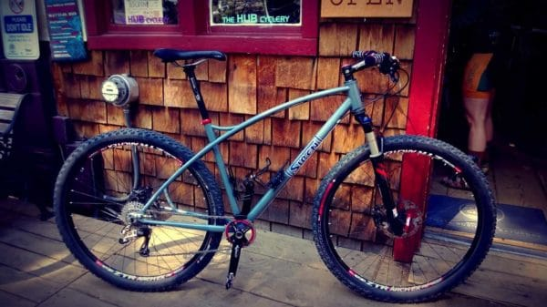 "Siren Twinzer 29"" mountain bike"