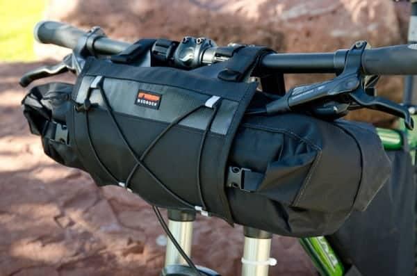 Handlebar mounted bag - Bedrock Entrada