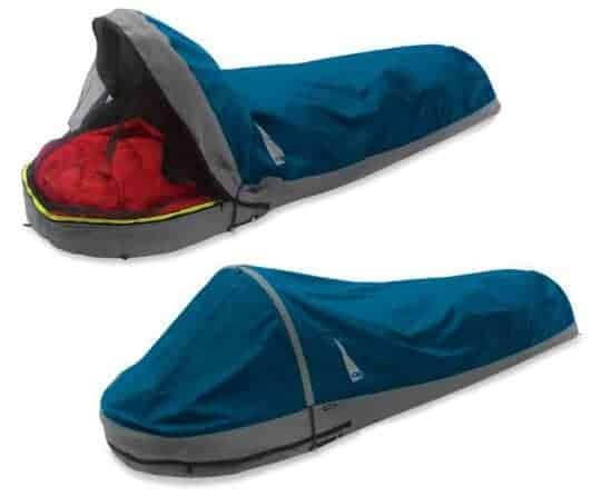 Outdoor Research bivy sack