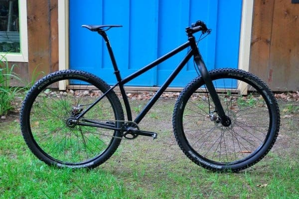 44 Bikes custom rigid singlespeed 29er